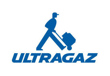 Logotipo Ultragaz